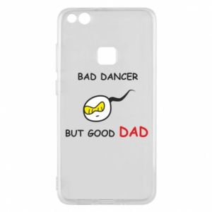 Etui na Huawei P10 Lite Bad dancer but good dad