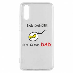 Etui na Huawei P20 Bad dancer but good dad