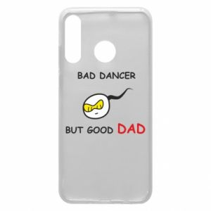 Etui na Huawei P30 Lite Bad dancer but good dad