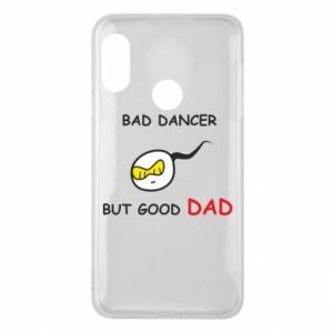 Etui na Mi A2 Lite Bad dancer but good dad