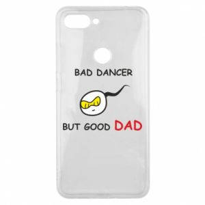 Etui na Xiaomi Mi8 Lite Bad dancer but good dad