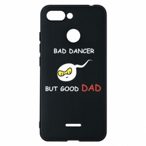 Etui na Xiaomi Redmi 6 Bad dancer but good dad