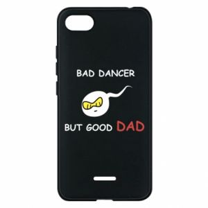 Etui na Xiaomi Redmi 6A Bad dancer but good dad