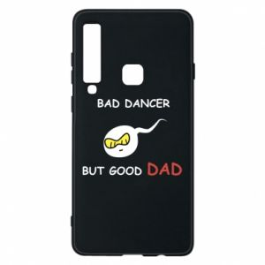 Etui na Samsung A9 2018 Bad dancer but good dad