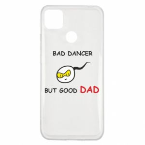 Xiaomi Redmi 9c Case Bad dancer but good dad