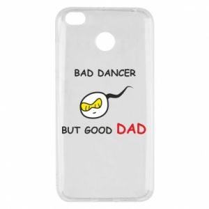 Xiaomi Redmi 4X Case Bad dancer but good dad