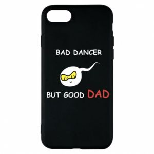 Etui na iPhone 7 Bad dancer but good dad