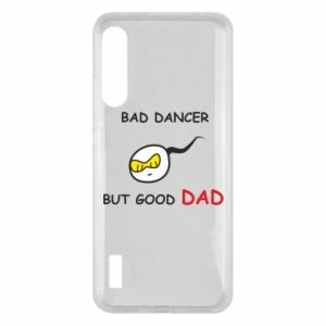 Xiaomi Mi A3 Case Bad dancer but good dad