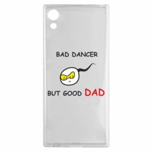 Sony Xperia XA1 Case Bad dancer but good dad