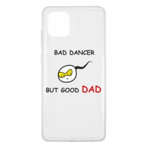 Samsung Note 10 Lite Case Bad dancer but good dad