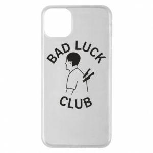 Etui na iPhone 11 Pro Max Bad luck club