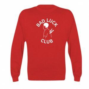 Bluza dziecięca Bad luck club