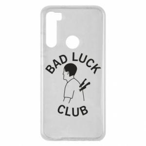 Etui na Xiaomi Redmi Note 8 Bad luck club