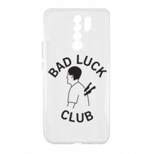 Etui na Xiaomi Redmi 9 Bad luck club