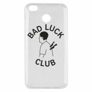Etui na Xiaomi Redmi 4X Bad luck club