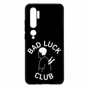 Etui na Xiaomi Mi Note 10 Bad luck club