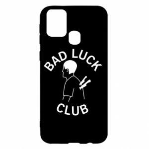 Etui na Samsung M31 Bad luck club