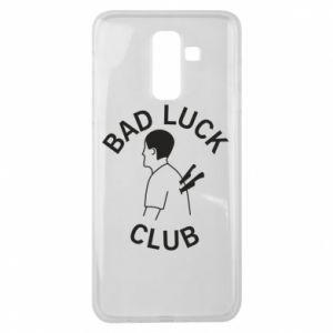 Etui na Samsung J8 2018 Bad luck club