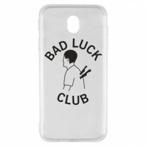 Etui na Samsung J7 2017 Bad luck club