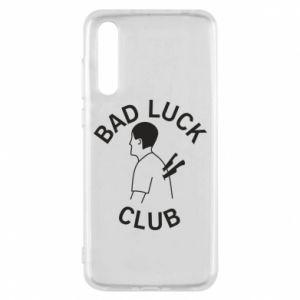 Etui na Huawei P20 Pro Bad luck club