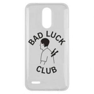 Etui na Lg K10 2017 Bad luck club