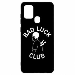 Etui na Samsung A21s Bad luck club