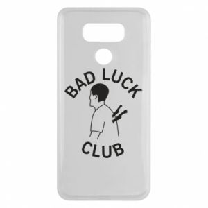 Etui na LG G6 Bad luck club