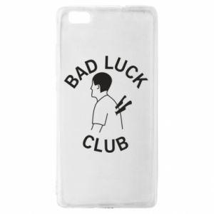 Etui na Huawei P 8 Lite Bad luck club