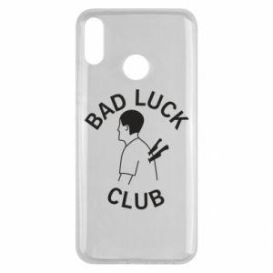 Etui na Huawei Y9 2019 Bad luck club