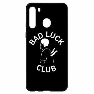 Etui na Samsung A21 Bad luck club