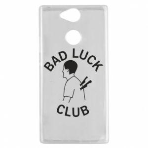 Etui na Sony Xperia XA2 Bad luck club