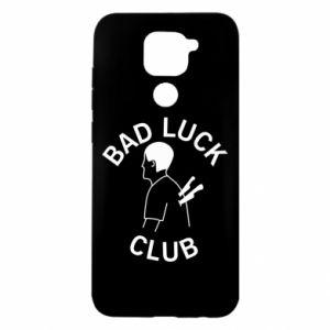 Etui na Xiaomi Redmi Note 9/Redmi 10X Bad luck club