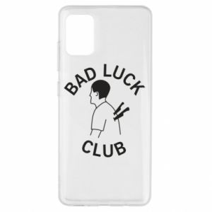 Etui na Samsung A51 Bad luck club