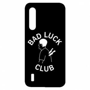 Etui na Xiaomi Mi9 Lite Bad luck club