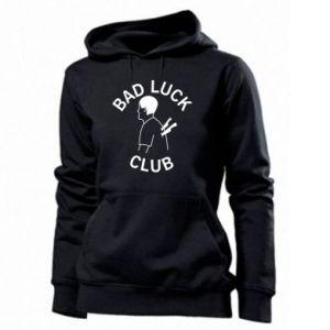Damska bluza Bad luck club