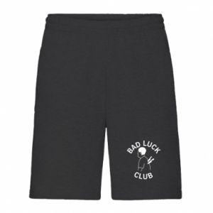 Męskie szorty Bad luck club