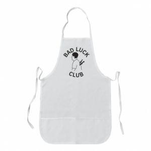 Apron Bad luck club - PrintSalon