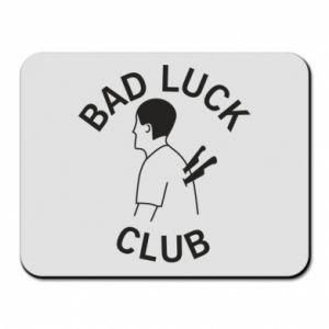 Mouse pad Bad luck club - PrintSalon