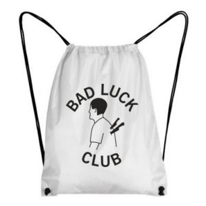 Plecak-worek Bad luck club