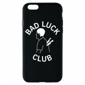 Phone case for iPhone 6/6S Bad luck club - PrintSalon