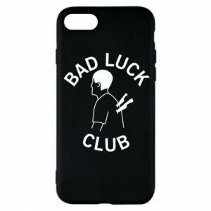 Phone case for iPhone 7 Bad luck club - PrintSalon