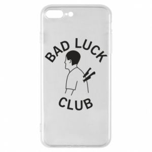 Phone case for iPhone 7 Plus Bad luck club - PrintSalon