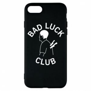 Phone case for iPhone 8 Bad luck club - PrintSalon