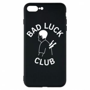 Phone case for iPhone 8 Plus Bad luck club - PrintSalon