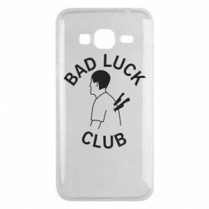 Etui na Samsung J3 2016 Bad luck club