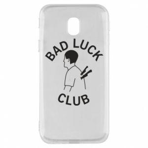 Etui na Samsung J3 2017 Bad luck club