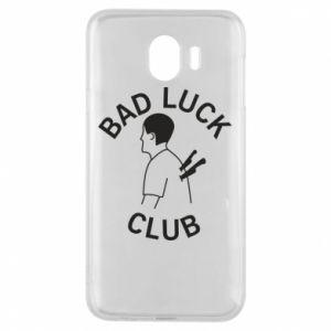Etui na Samsung J4 Bad luck club