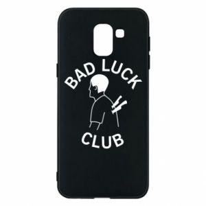 Etui na Samsung J6 Bad luck club