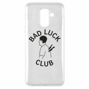 Etui na Samsung A6+ 2018 Bad luck club