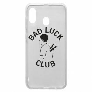 Etui na Samsung A30 Bad luck club